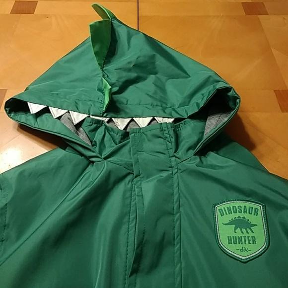 79428ee03 Carter's Jackets & Coats | Boys Carters Dinosaur Hunter Jacket Xl ...